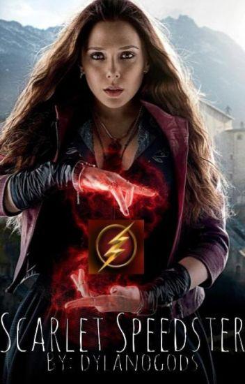 Scarlet Speedster (Wanda Maximoff & Barry Allen)