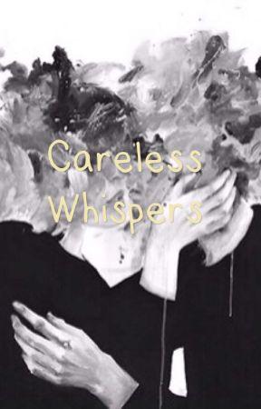 Careless Whispers {Justin Foley} by _DarkMist