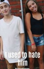 I used to hate him-a Johnny Orlando and Mackenzie Zeigler love story by PrincesVillamayor