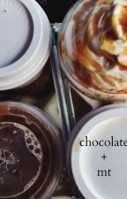 chocolate | mark tuan by bluestarsxxx