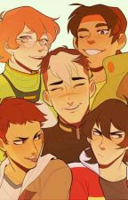 || Voltron ||  Prefrences and Imagines ||  by TheFabulousPanda02