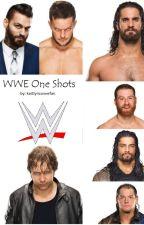 WWE One Shots by kaitlyncwwefan