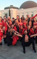 DWTS  by RosyChmerkovskiy