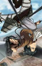 Levi Ackerman X reader (Smut) Pocky by KokoroInuzuka123