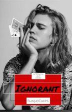 Ignorant  ❄Interracial❄ by SuagarCakes