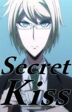 Secret kiss {Byakuya Togami x lectora} by SoffyPhantom