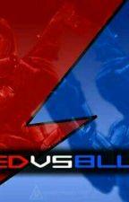 Red VS Blue OneShots by BelladonnaKiller