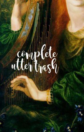 Complete Utter Trash by timidlila