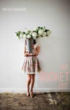 Her Bucket List by magentamermaid