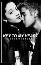 key to my heart | jariana by biebuhftari