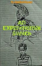 An Experimental Switch(#507 In Science Fiction) by AbdullahShamsi