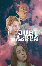 Breaking Quietly||...A Loki Love story and Tony Stark's daughter  fan fiction by EliseStark4465