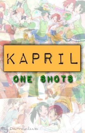 Kapril One-Shots by Damcclub