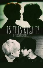 is this right? | yoonmin  by frostedXkookies
