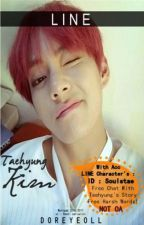 LINE ∆ Taehyung Kim by DoReYeoll