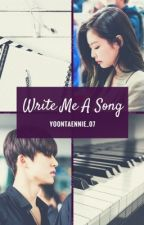||HanbinXJennie|| Write Me A Song by KJ_AnnieGinger