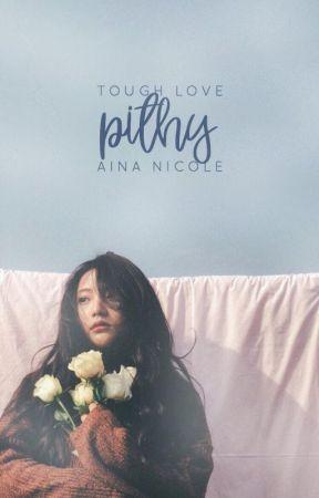 Pithy | ✓ by twirlingwands