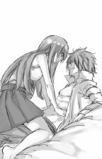 Jerza (Erza and Jellal) -- Bed (Short Story) by Renee3456