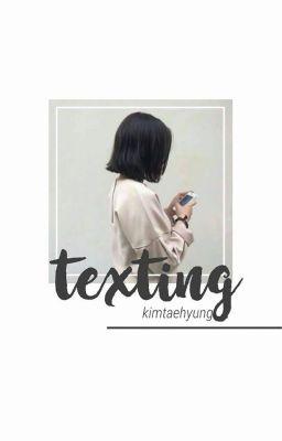 Texting  ✖ ✖  ✖ TaeHyung