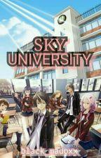 SKY UNIVERSITY : School Of Casanova's  by black_madoxx