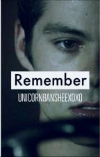 Remember~•~Stydia by UnicornBansheeXOXO