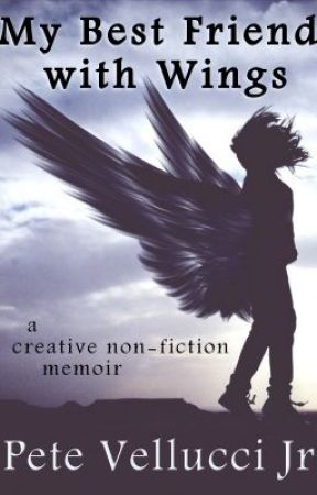 My Best Friend with Wings (sample chapters) by petevelluccijr