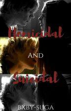 Homicidal And Suicidal [Rubius y Tu] by rubelangel731