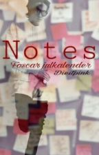 Notes • Foscar julkalender  by Dieitpink