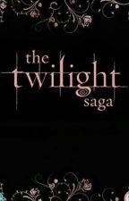 Nová ve smečce  (Twilight Saga) by Abeskimi