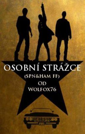 Osobní strážce (SPN&Ham FF) by Wolfox76
