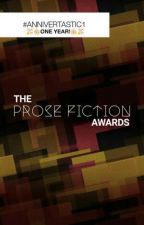 The Prose Awards 2016 - 2017 by TheWriteandWin