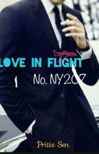 Love In Flight No. NY207 by PritieSen