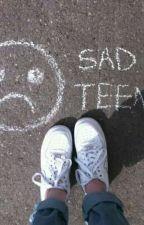 Diary Of The Sad Teen by blueraiyne