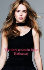 The dark assassin Rose Hathaway by roza-dimika