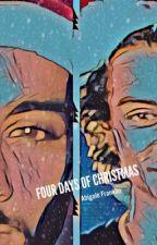Four Days of Christmas (Zarry) by abby_frank98