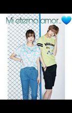 Mi Eterno Amor❤ (Hyungwon y tu) by 124_Kim_Shine_Seok