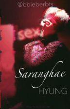 Saranghae Hyung |Jikook| ~ |M| by bbieberbts