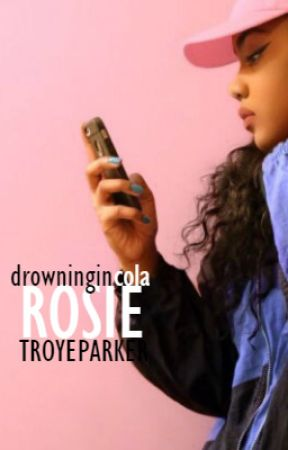 Rosie Troye Parker by drowningincola