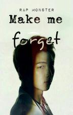 Make me forget - Kim Namjoon by woojiju