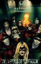 CW Imagines - Flash and Arrow by TeenageSidekick