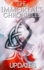 The immortal's chronicles/ News&Updates by darkwaystofly