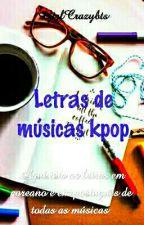 Letras de k-pop by GirlCrazybts