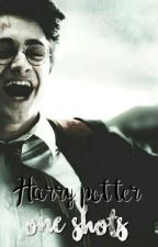 harry potter [] one shots. by -hufflxpuff
