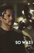 So was I|Marvel gif series  by thomashoIIand