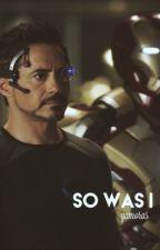 So Was I (MARVEL GIF SERIES) by thomashoIIand