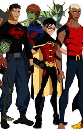 young justice x reader one shots - robin // villain reader - Wattpad