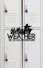 Sweater Weather ▷ Jess Mariano by -IeahscIearwater