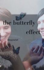 The Butterfly Effect // Phan by sleepyrachel