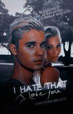 I hate that I love you by JarryForeverLoco