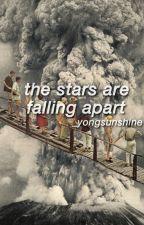 [ZAWIESZONE] the stars are falling apart   chanbaek by _yongsunshine